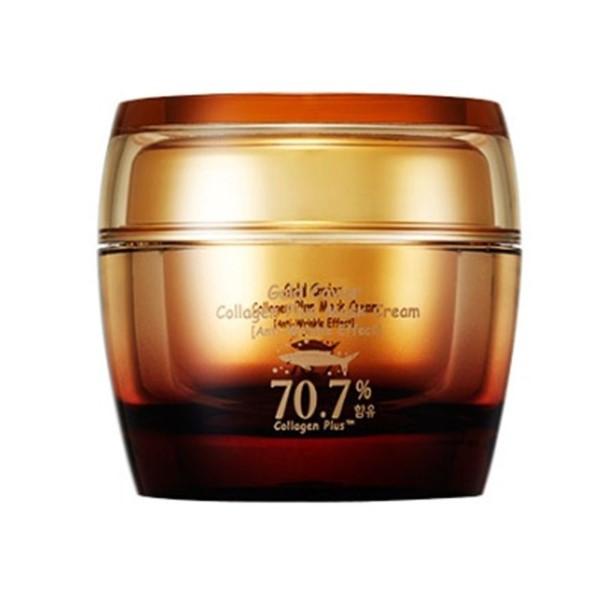 SKINFOOD - Gold Caviar Collagen Plus Mask Cream - 50g