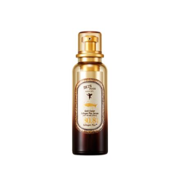 SKINFOOD - Gold Caviar Collagen Plus Serum - 40ml