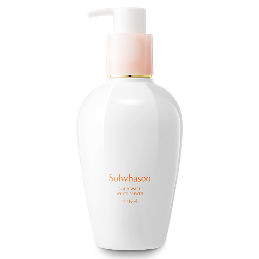Sulwhasoo - Body Wash - White Breath - 250ml