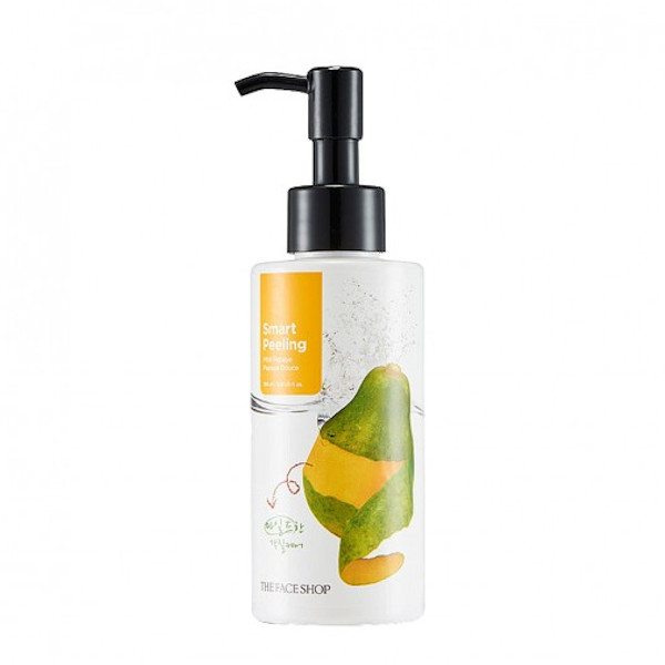 The Face Shop - Smart Peeling Mild Papaya - 150ml