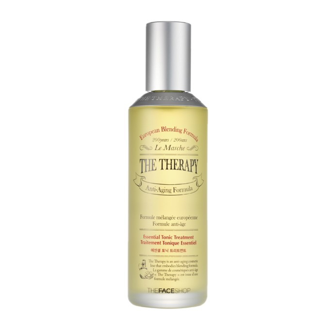 The Face Shop - The Therapy Essential Tonic Treatment - 150ml