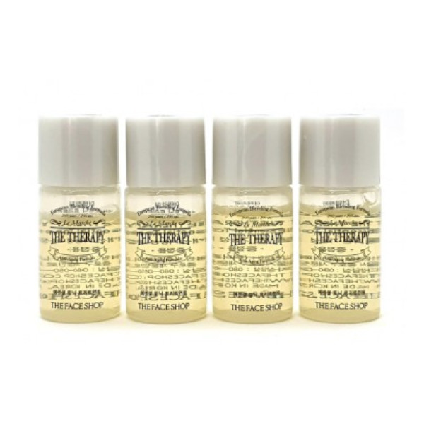 The Face Shop - The Therapy Essential Tonic Treatment Samples.
