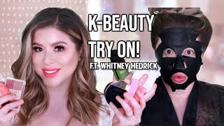 Affordable K-Beauty Try On Haul | Stylevana K-beauty