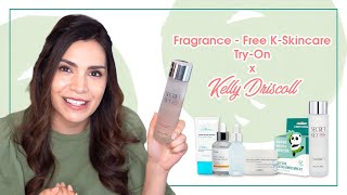 Fragrance-Free K-Skincare Try-On | Stylevana K-Beauty