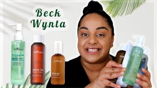 An Honest Review on Isntree Product ft. Beck Wynta | STYLEVANA K-BEAUTY
