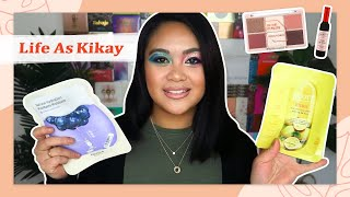 Korean Skincare and Makeup Haul ft. Life As Kikay | STYLEVANA K-BEAUTY
