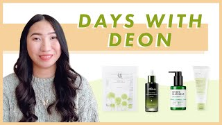 Sensitive Skin Skincare Routine ft. Days With Deon | STYLEVANA K-BEAUTY