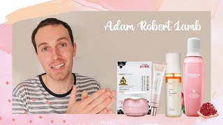 Huge Korean Skincare Haul ft. Adam Robert Lamb | STYLEVANA K-BEAUTY