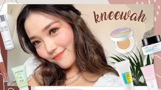 GRWM : Blackpink Jisoo inspired makeup ft. kneewah | STYLEVANA K-BEAUTY
