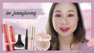 Trying out popular K-beauty products ft. im_jennytwong | STYLEVANA K-BEAUTY