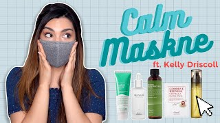 Bye Maskne! ft. Kelly Driscoll | STYLEVANA K-BEAUTY