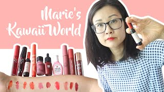 TOP 10 Korean Lip Tints | Stylevana K-beauty
