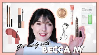 GRWM: FALL Natural Makeup Look! ft. Becca M | STYLEVANA K-BEAUTY