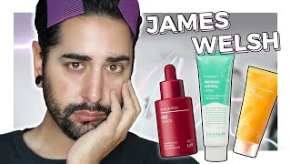 Saving Irritated Skin ft. James Welsh | STYLEVANA K-BEAUTY