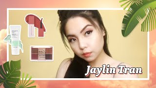Daily Makeup Look ft. Jaylin Tran | STYLEVANA K-BEAUTY