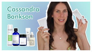 Acne-Prone Skin Care Routine (AM/PM | With SPF!) ft. Cassandra Bankson | STYLEVANA K-BEAUTY