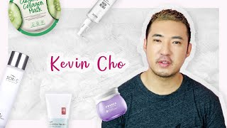 K-Skincare haul & Review | Scinic, Illiyoon, Frudia, Nacific ft. Kevin Cho | STYLEVANA K-BEAUTY