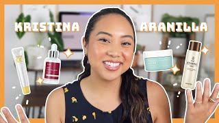 Trying Out Asian Skincare ft. Kristina Aranilla | STYLEVANA K-BEAUTY
