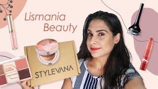 Unboxing and Korean Makeup products Try-On ft. Lismania Beauty | STYLEVANA K-BEAUTY
