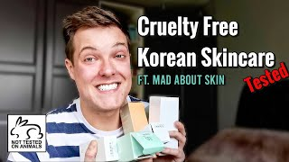 Testing Different Cruelty Free Korean Skincare ft. Mad About Skin | STYLEVANA K-BEAUTY