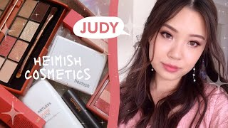 CRUELTY-FREE Makeup - Heimish Cosmetics Review ft. JUDY | STYLEVANA K-BEAUTY