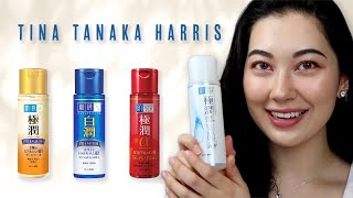 Choosing The Best Hada Labo Lotion for Your Skin Type ft. Tina Tanaka Harris | STYLEVANA K-BEAUTY