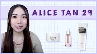 Cruelty-Free Korean Skin Skincare Review ft. AliceTan29 | STYLEVANA K-BEAUTY