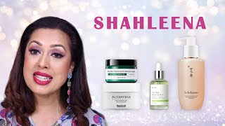 Current Skincare Routine ft. Shahleena | STYLEVANA K-BEAUTY