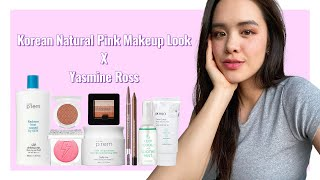 GRWM Yasmine FIRST makeup video EVER?! | Stylevana K-Beauty