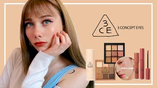 Simple, Easy Ulzzang Makeup Tutorial for Spring | 3CE | Stylevana K-Beauty