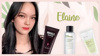 Dyeing hair with Liese Bubble Hair and Korean dry skin skincare ft. Elaine | STYLEVANA K-BEAUTY