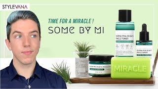 A Skincare Miracle in 30 Days | SOME BY MI | Stylevana K-Beauty