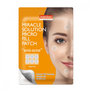PUREDERM - Miracle Solution Micro Fill patch - Anti-acne