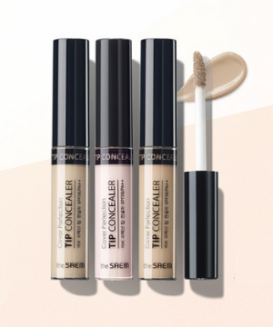 Stylevana - Vana Blog - Spring Makeup Trend - the SAEM - Cover Perfection Tip Concealer