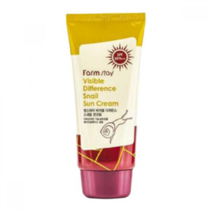 Farm Stay - Visible Difference Snail Sun Cream