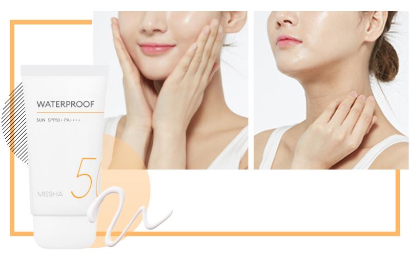 Stylevana - Vana Blog - Summer Sunscreen - MISSHA - All Around Safe Block Waterproof Sun