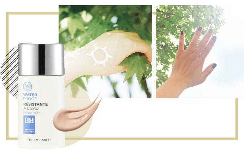 Stylevana - Vana Blog - Summer Sunscreen - The Face Shop - Waterproof BB