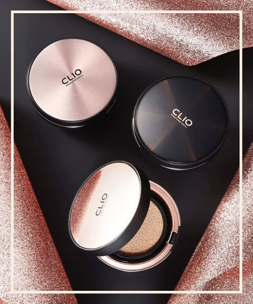 Stylevana - Vana Blog - Best Selling Foundation Cushion - CLIO - Kill Cover Conceal Cushion
