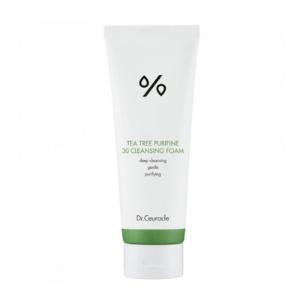 Stylevana - Vana Blog - Tea Tree Oil For Acne Prone Skin - Dr.Ceuracle - Tea Tree Purifine 30 Cleansing Foam
