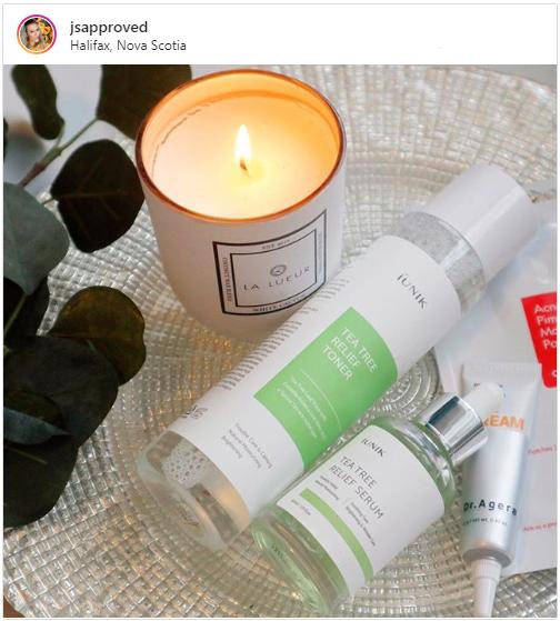 Stylevana - Vana Blog - Tea Tree Oil For Acne Prone Skin - iUNIK - Tea Tree Relief Serum