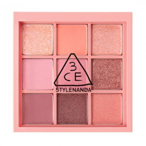 Stylevana - Vana Blog - 3CE / 3 CONCEPT EYES - Multi Eye Color Palette - Beach Muse