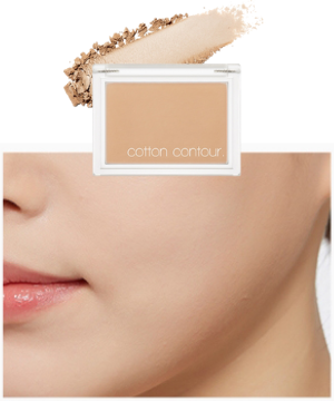 Stylevana - Vana Blog - The World of the Married Han So-hee Soft Coral Makeup - MISSHA - Cotton Contour