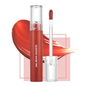 Stylevana - Vana Blog - Summer Lip Makeup Trend - Romand Glasting Water Tint No. 07 Pink Valley