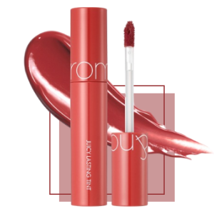 Stylevana - Vana Blog - Summer Lip Makeup Trend - Romand Juicy Lasting Tint No.07 Jujube
