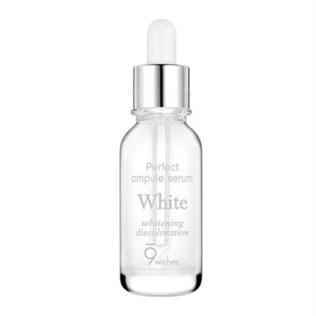 Stylevana - Vana Blog - Beauty Expert Kelly Driscoll Glow Skin - 9wishes - Miracle White Ampule Serum