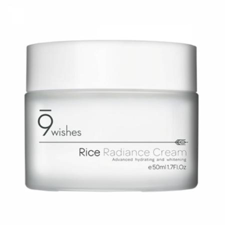 Stylevana - Vana Blog - Beauty Expert Kelly Driscoll Glow Skin - 9wishes - Rice Radiance Cream