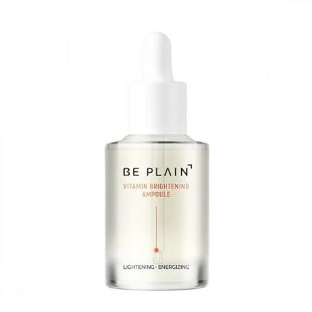 Stylevana - Vana Blog - Beauty Expert Kelly Driscoll Glow Skin - BE PLAIN - Vitamin Brightening Ampoule