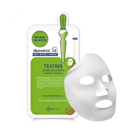 Stylevana - Vana Blog - Best Trending Summer Beauty Products - Mediheal - Teatree Care Solution Essential Mask EX