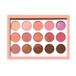 Stylevana - Vana Blog - Best Summer Beauty Swap - MACQUEEN - 1001 Tone-On-Tone Shadow Palette