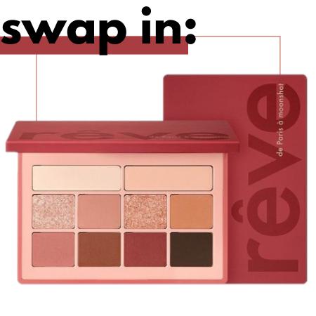 Stylevana - Vana Blog - Best Summer Beauty Swap - moonshot - Rêve de Paris Eyeshadow Palette